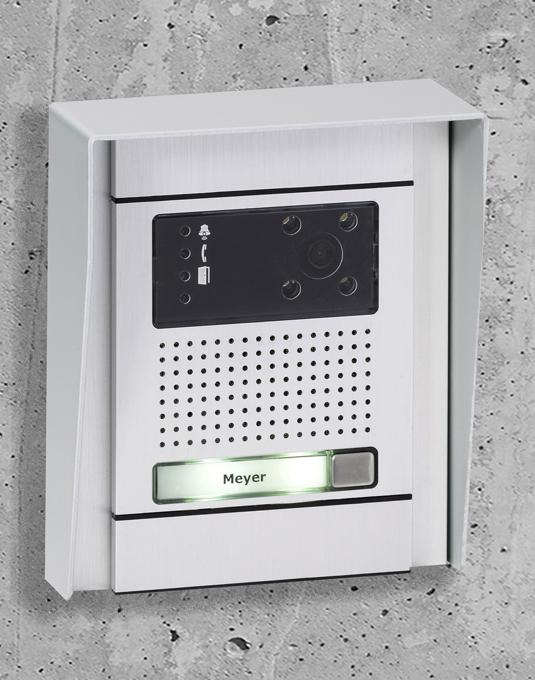 IP-Video Türsprechstelle Variobell