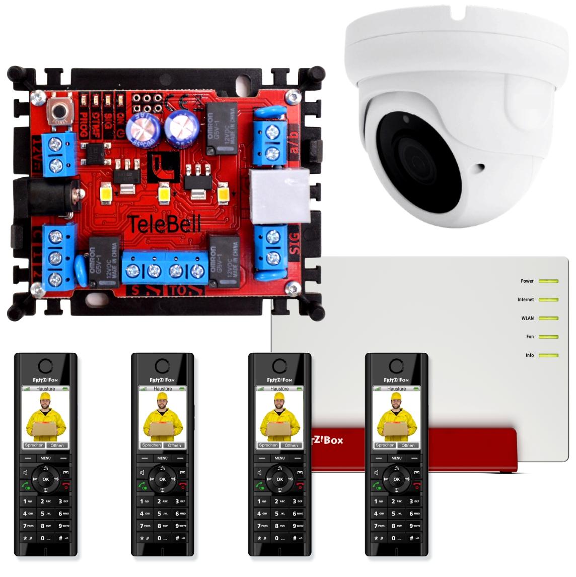 TeleBell inkl. IP Kamera