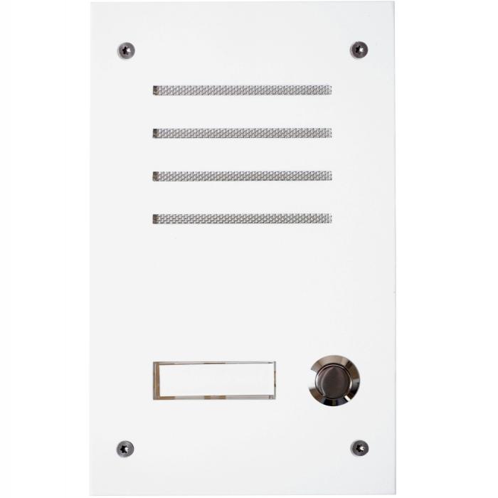 Türsprechstelle LINEA 1K Weiß