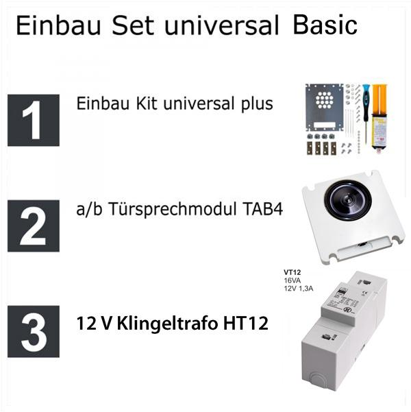 TAB4-Pro Einbauset Basic